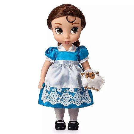 Boneca Princesa Bela Disney Animators