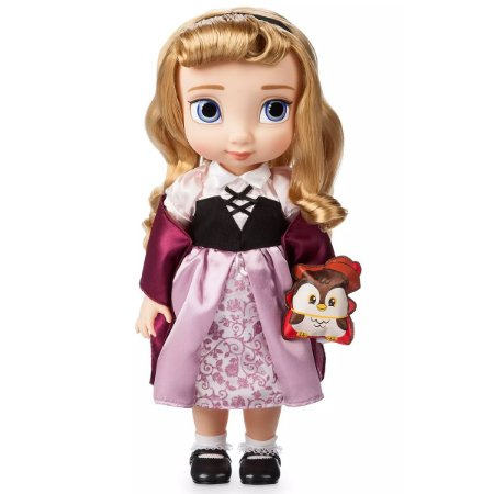 Boneca Princesa Aurora Disney Animators