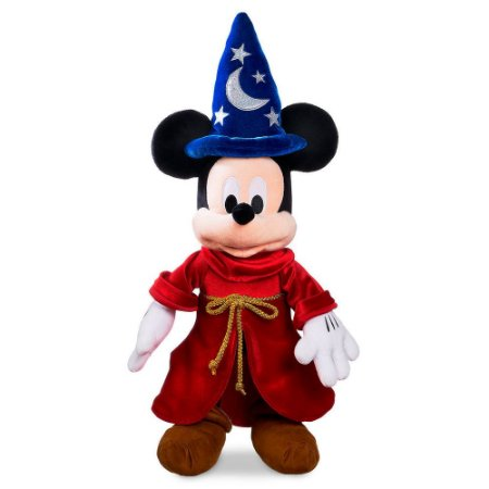 Pelúcia Mickey Mágico Disney