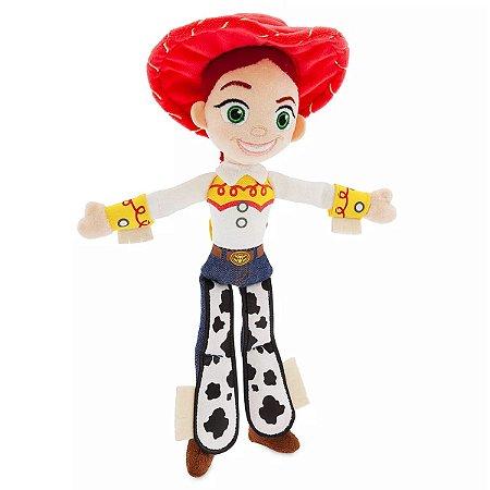Pelúcia Jessie Toy Story Disney Pequena