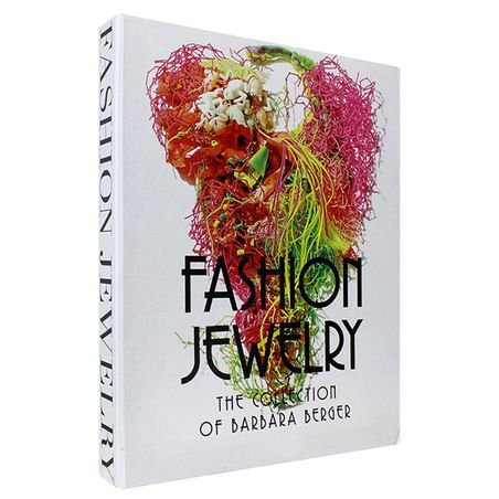 Livro decorativo Fashion Jewelry