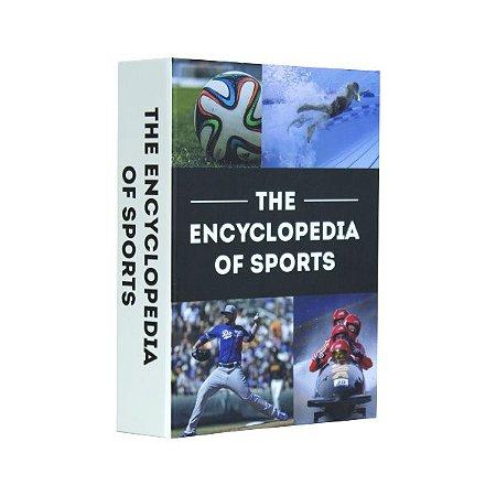 Livro decorativo Sports