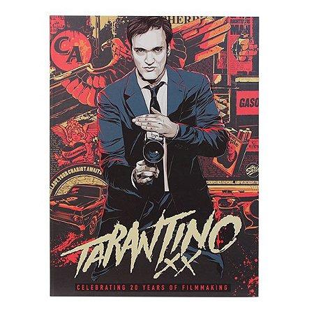 Livro decorativo Tarantino
