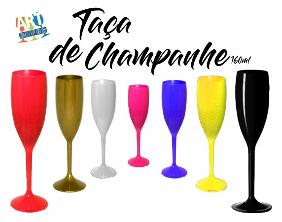 Taça Champanhe 160 ml
