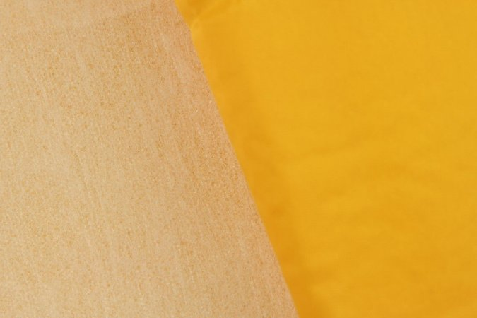 Nylon Dublado Amarelo Ouro (0,50m x 1,40m)