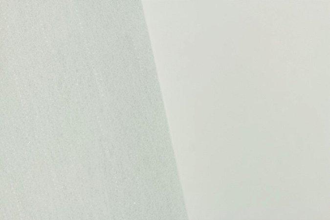 Nylon Dublado Branco (0,50m x 1,40m)