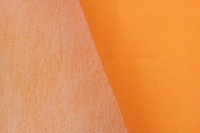 Nylon Dublado Laranja (0,50m x 1,40m)