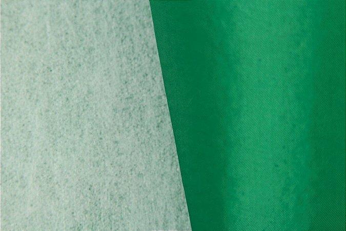 Nylon Dublado Verde Bandeira (0,50m x 1,40m)