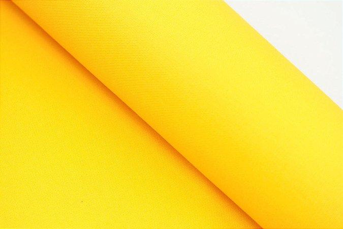 Lona Leve Amarelo Ouro (0,50m x 1,40m)