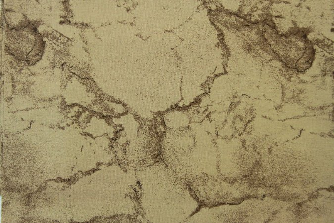 Tecido para Patchwork Textura Mármore Bege Escuro (0,50m x 1,40m)
