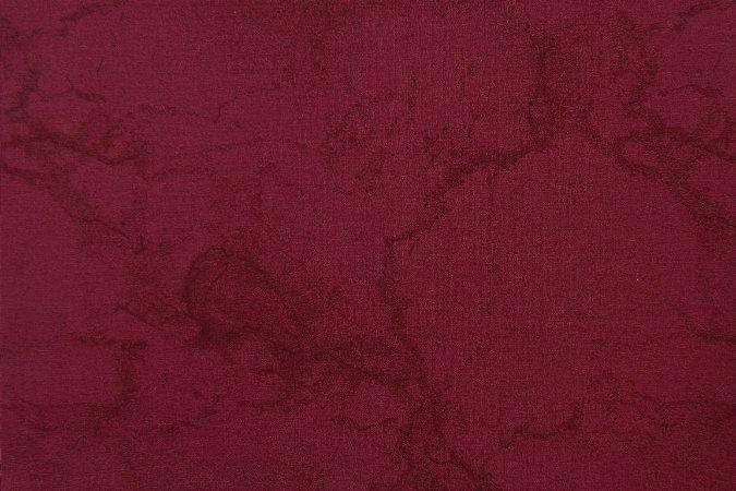 Tecido Para Patchwork Textura Mármore Vinho (0,50m X 1