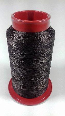 Linha Nylon 60 Aptan 100% Poliamida Marrom