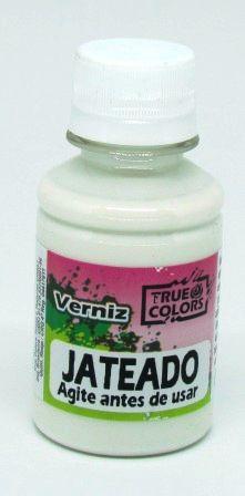 Verniz Acrílico Jateado 100ML True Colors