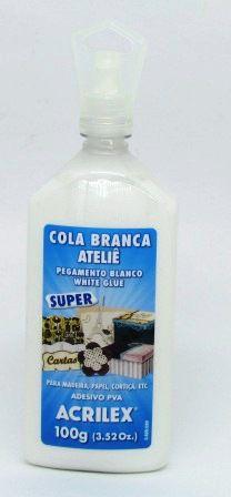 Cola Branca Ateliê Super 100g Acrilex
