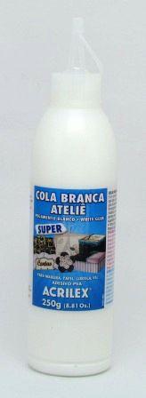 Cola Branca Ateliê Super 250g Acrilex