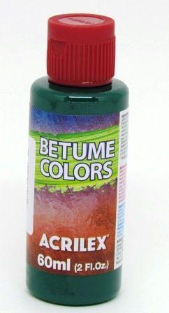 Betume Colors 60ml Verde Acrilex