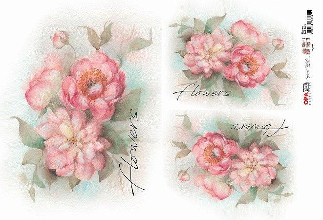 Opapel - Flowers (OPL2400)