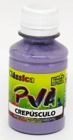 Tinta PVA Fosca 100ml Crepusculo Vintage True Colors