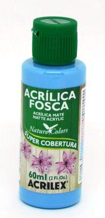 Tinta Acrilica Fosca 60ml Azul Celeste Acrilex
