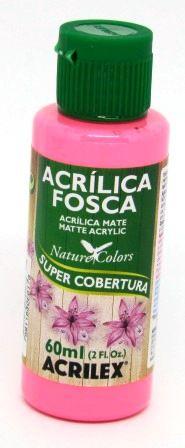 Tinta Acrilica Fosca 60ml Pink Acrilex