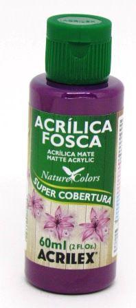 Tinta Acrilica Fosca 60ml Magenta Acrilex