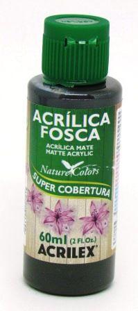 Tinta Acrilica Fosca 60ml Sépia Acrilex