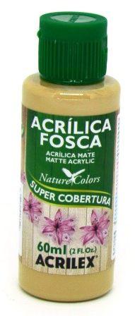 Tinta Acrilica Fosca 60ml Camurça Queimado Acrilex