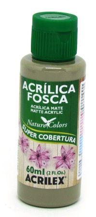 Tinta Acrilica Fosca 60ml Concreto Acrilex