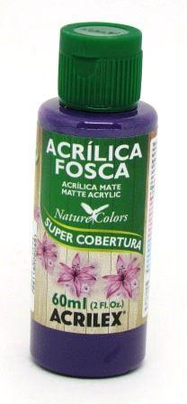 Tinta Acrilica Fosca 60ml Violeta Gris Acrilex