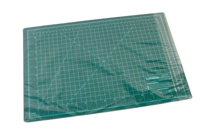 Base de Corte Verde 60cm x 45cm Westpress