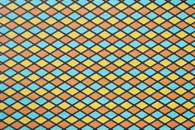 Tecido Master para Patchwork Fluorita (0,50m x 1,50m)