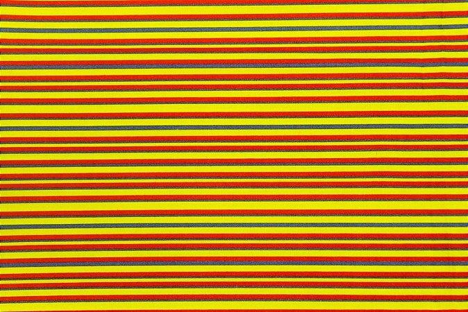 Tecido para Patchwork Listrado (0,50m x 1,50m)
