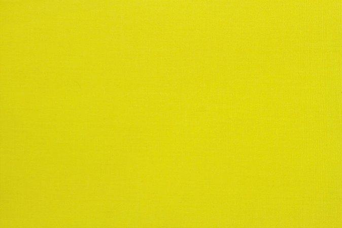 Tecido para Patchwork Liso Amarelo (0,50m x 1,50m)