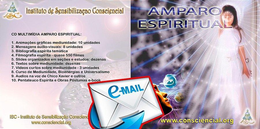 Guia Práticas de Amparo Espiritual e Mediunidade por e-mail