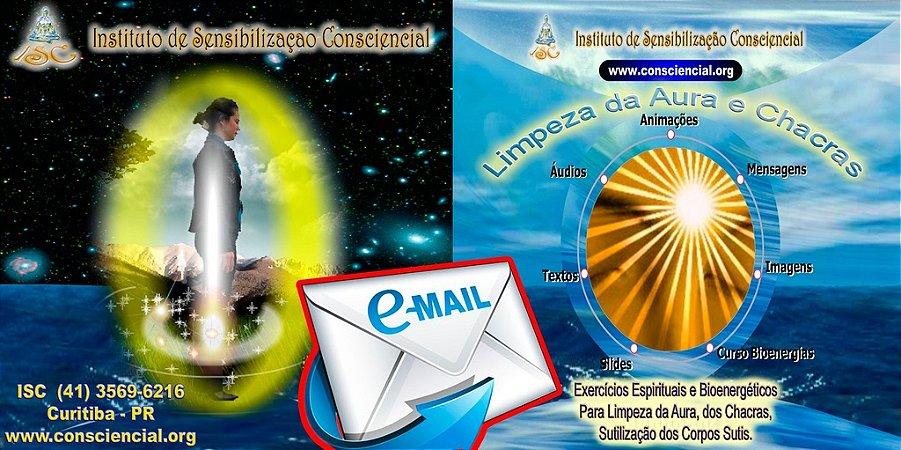 Guia de Limpeza Energética e Espiritual por e-mail
