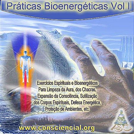 Curso Práticas Bioenergéticas limpeza da aura e alinhamento dos chacras