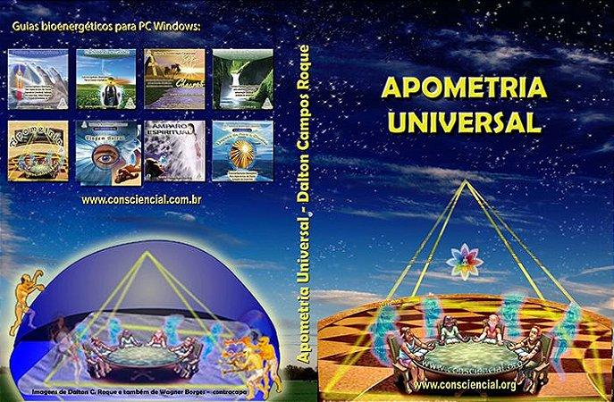 Livro Apometria Universal - o que é e como funciona