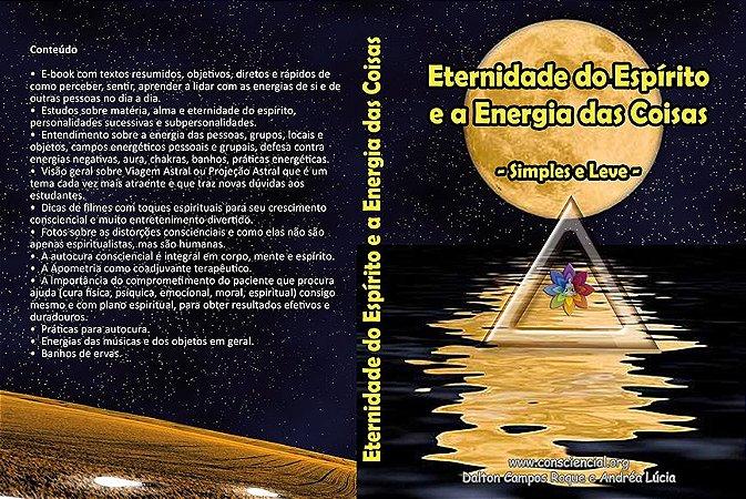 Livro Eternidade do Espírito