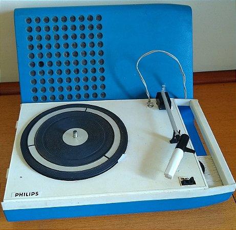 Vintage - Vitrola Philips Portátil