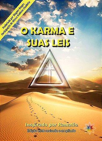 Livro O Karma e suas Leis