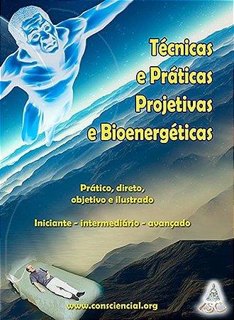 Livro Técnicas e Práticas Projetivas e Bioenergéticas