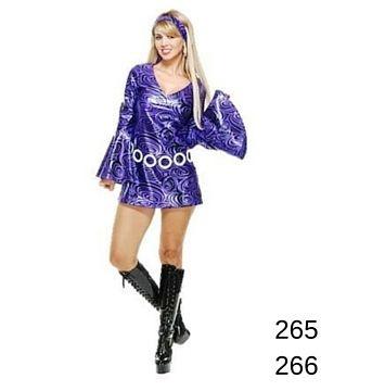Vestido Brilho Estampado - Feminino (Vários)