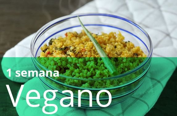 programa emagrecimento 7 Dias Vegano - sem glúten