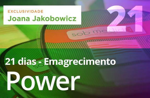 Programa de Emagrecimento Power - 21 dias