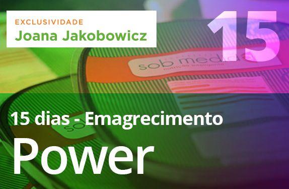 programa de EMAGRECIMENTO POWER - 15 DIAS