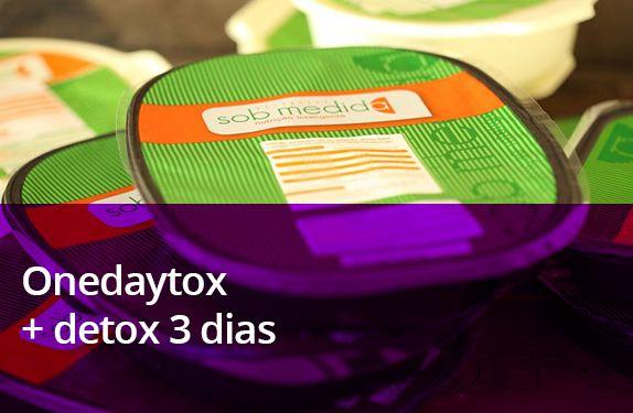 Onedaytox + Detox 3 dias