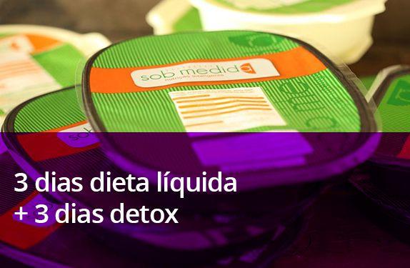 Dieta desintoxicante 3 dias frutas