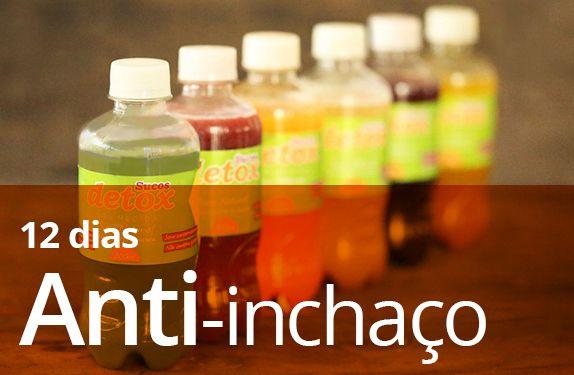 Kit Anti-inchaço (12 dias - 6 refeições diárias)