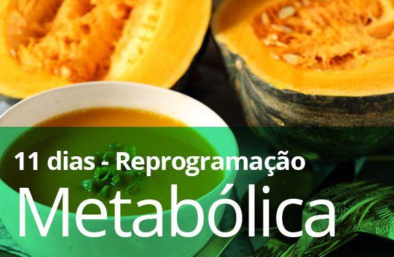 Reprogramação Metabólica - 11 dias