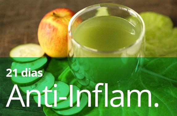 Kit Anti-inflamatório - 21 dias